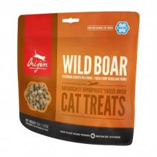 ORIJEN WILD BOAR Сублимированное натуральное лакомство из дикого кабана для кошек