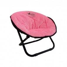 PAPILLON Релакс-стул с тёплой подушкой 50*50*40см, розовый