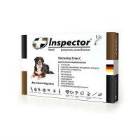 INSPECTOR от блох, клещей, глистов для собак от 40до 60кг