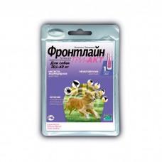 MERIAL ФРОНТЛАЙН ТРИ-АКТ L против клещей и блох для собак 20-40 кг пипетка 4 мл