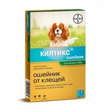 BAYER КИЛТИКС ОШЕЙНИК от блох и клещейдля собак мелких пород 38 см
