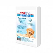 ЗООНЯНЯ Пеленки для домашних животных 60х90