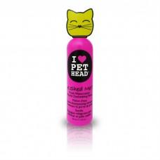 PET HEAD ЧУДО-ЛИНЬКА арбузный кондиционер для линяющих кошек с кокосовым маслом