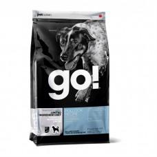 GO! NATURAL HOLISTIC беззерновой с треской для щенков и собак c чувствительным пищеварением