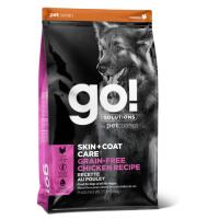 GO! SKIN+COAT беззерновой с цельной курицей для собак всех возрастов