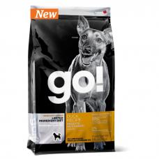 GO! NATURAL HOLISTIC беззерновой с уткой для щенков и собак с чувствительным пищеварением