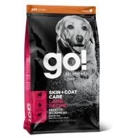 GO! NATURAL HOLISTIC DAILY DEFENCE гипоаллергенный со свежим ягненком и овсянкой для щенков и собак
