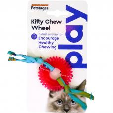 Игрушка для кошек PETSTAGES PLAY КОЛЕСИКО с кошачьей мятой