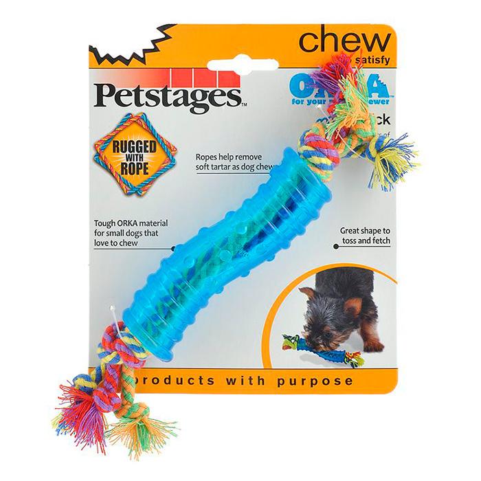 Фото - PETSTAGES ОРКА ПАЛОЧКА игрушка для собак mini 18 см маленькая