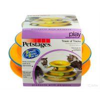 PETSTAGES ТРЕК 3 ЭТАЖА игрушка для кошек