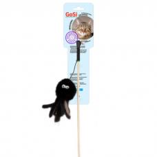 GOSI 07323 МАХАЛКА МЕХОВОЙ ОСЬМИНОГ натуральная норка игрушка для кошек
