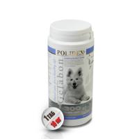POLIDEX GELABON PLUS витамины для суставов, костей и связок собак крупных пород 300 таблеток