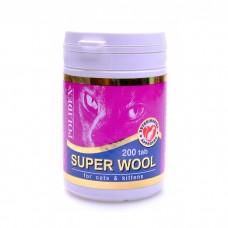 POLIDEX SUPER WOOL PLUS для улучшения состояния шерсти у кошек и котят