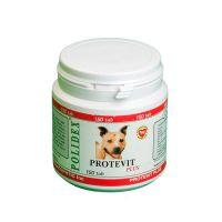 POLIDEX PROTEVIT PLUS при восстановлении витамины для малых и средних пород