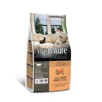 PRONATURE HOLISTIC ADULT с уткой и апельсином беззерновой для взрослых кошек