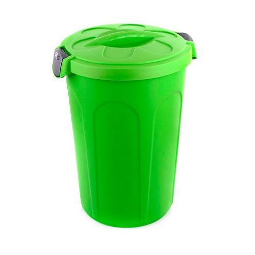 STEFANPLAST SPEEDY контейнер для хранения сухого корма зеленый 8л