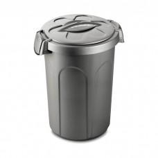 STEFANPLAST SPEEDY/JERRY/TOM контейнер для хранения сухого корма серебряный
