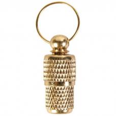TRIXIE 2278 медальон-адресник для кошек золотой