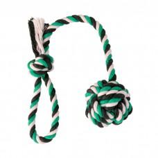 TRIXIE 3268 ГРЕЙФЕР веревка с узлом 30 см игрушка для собак