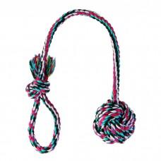 TRIXIE 3269 ГРЕЙФЕР веревка с узлом 50 см игрушка для собак