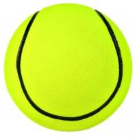 TRIXIE 3443 мяч ворсо-резиновый для собак 6см желтый