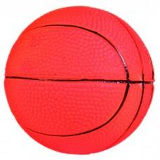 TRIXIE 3443 мяч ворсо-резиновый для собак 6см баскетбол
