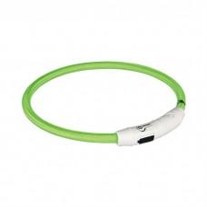 TRIXIE мигающее кольцо ошейник для собак USB
