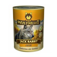 WOLFSBLUT JACK RABBIT с кроликом консервы для взрослых собак