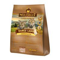 WOLFSBLUT RANGE LAMB Puppy с бараниной и рисом для щенков