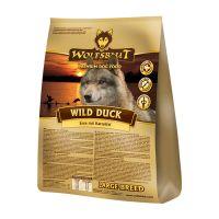 WOLFSBLUT WILD DUCK с уткой и бататом для собак крупных пород