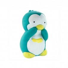 ZIVER ПИНГВИНвиниловая игрушка для собак, цвет голубой, 9 см