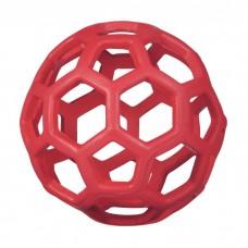 JW HOL-EE ROLLER DOG TOYS сетчатый каучуковый мяч для собак