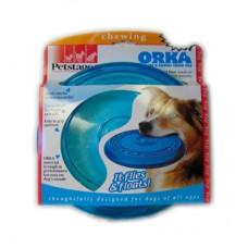 PETSTAGES ОРКА Летающая тарелка для собак крупных пород