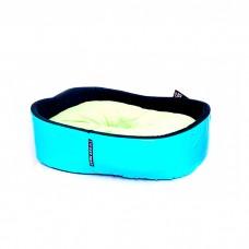 PET HEAD БИРЮЗОВЫЙ ШИК ультрамодный мягкий лежак в двух размерах