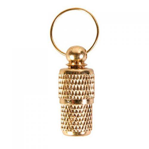 TRIXIE 2278 медальон-адресник Золото