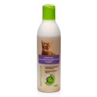 VEDA ФИТОЭЛИТА шампунь для короткошерстных кошек 220мл